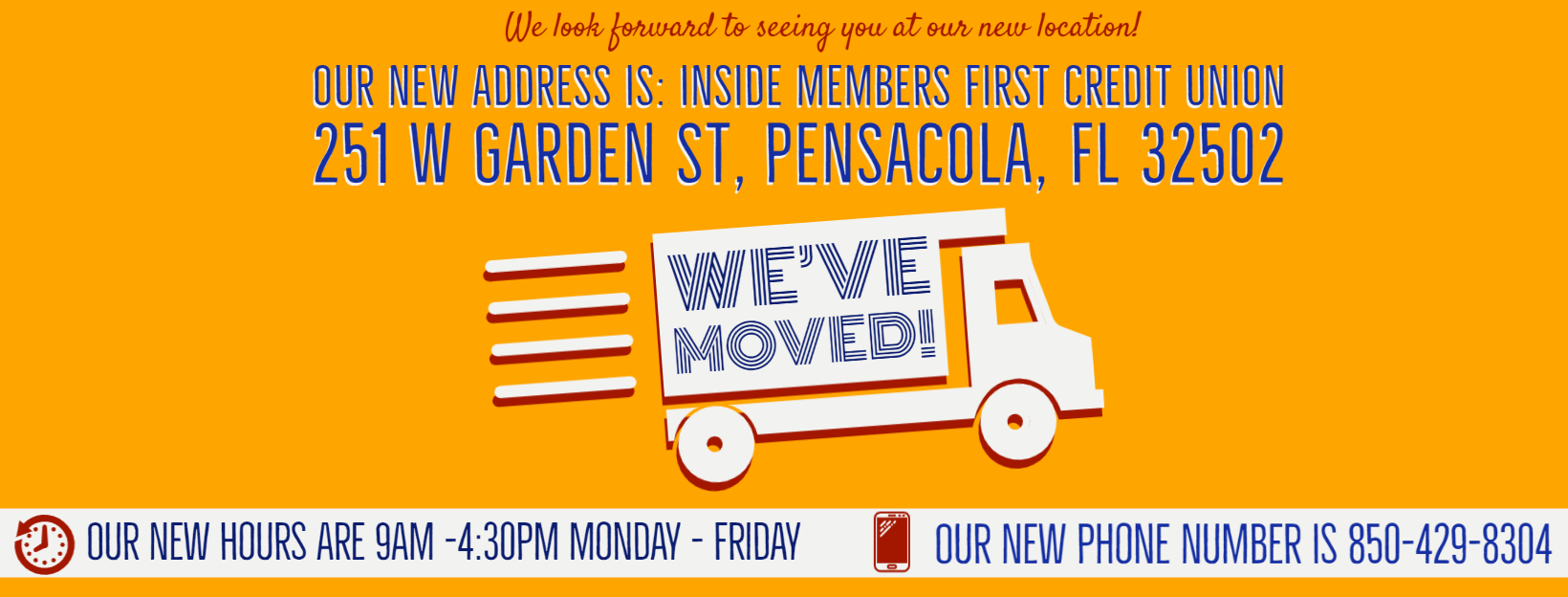 Our Downtown Office Has Moved!